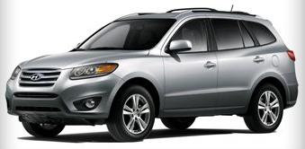 Product Image - 2012 Hyundai Santa Fe GLS
