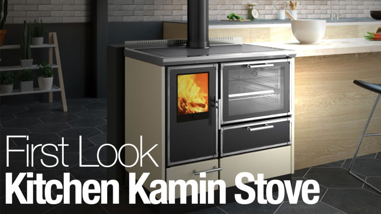 We're fired up about these new wood stoves - Would You Put A Wood-fired Oven In Your Kitchen? - Reviewed.com Ovens