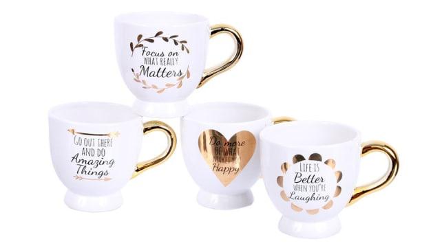 DEI 4-Piece Mug Set
