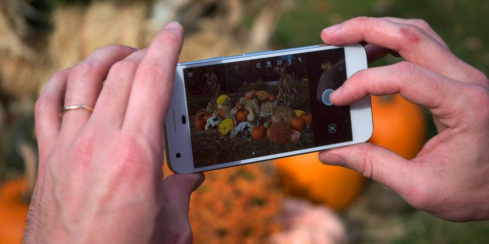 Google Pixel Camera In Use 2