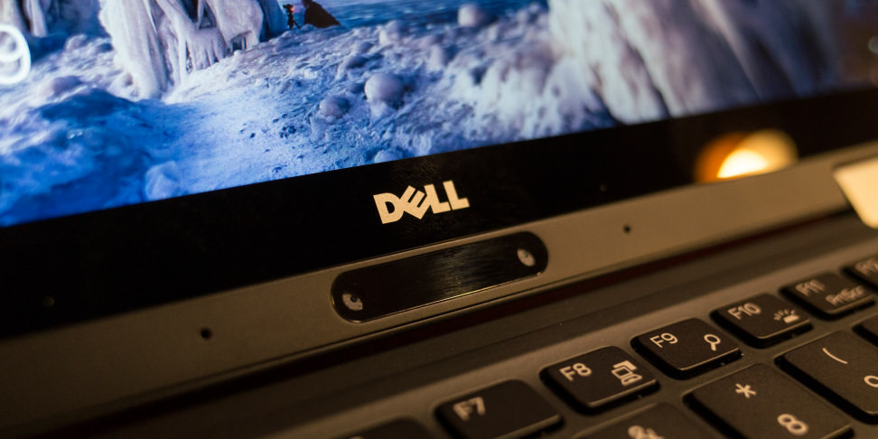Dell XPS 13 (9365) Webcam