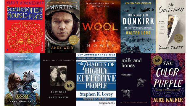 Kindle Anniversary Book Deals