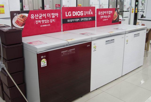 Kimchi Refrigerators Are Key To Korean Cuisine Reviewed