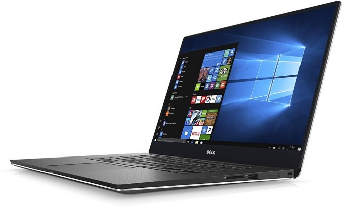 Product Image - Dell XPS 15 9560 (Core i5, 256GB SSD, 8GB RAM)