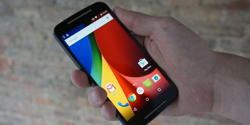 Product Image - Motorola Moto G (GSM, 2015)