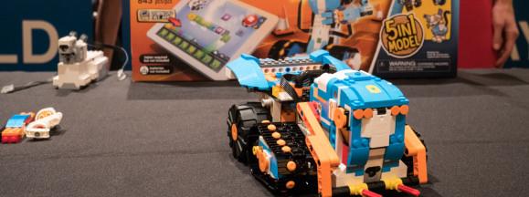 Lego boost hero