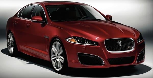 Product Image - 2013 Jaguar XFR