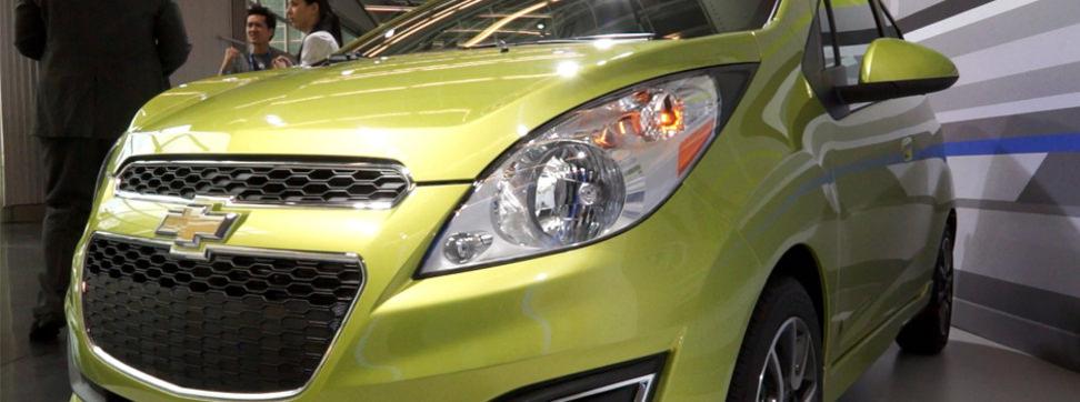 Product Image - 2013 Chevrolet Spark 1LT