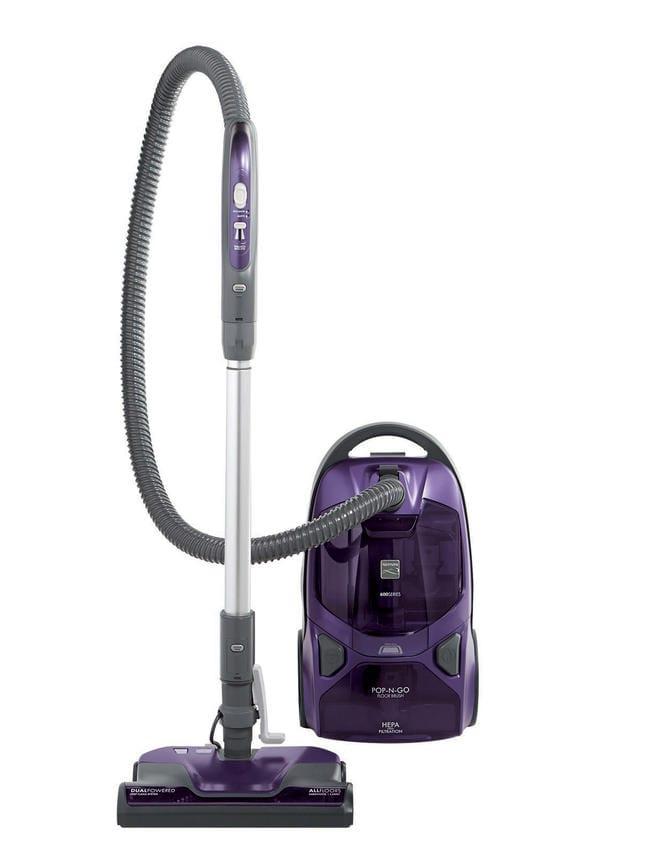 Kenmore 81614 Vacuum Cleaner Review