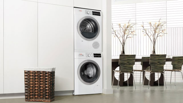 What is a compact washer and dryer?