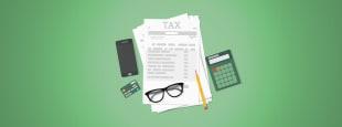 Tax prep software hero