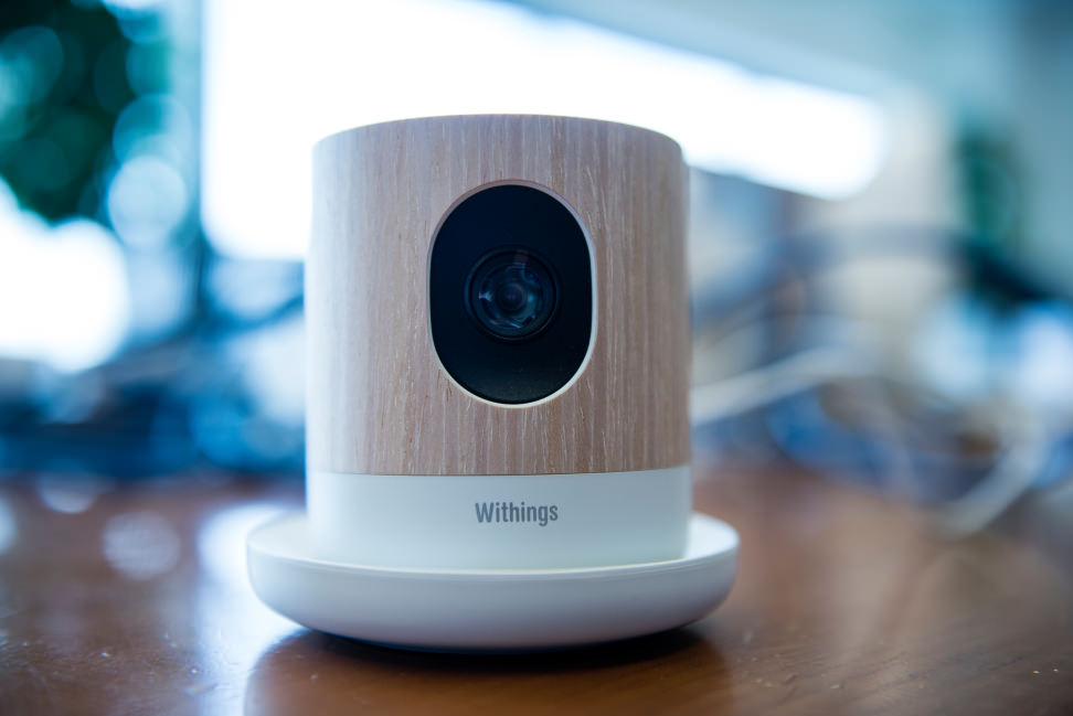 The Withings Home