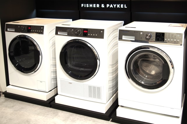 Fisher & Paykel Front Load Laundry