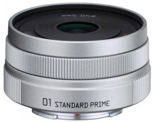 Product Image - Pentax 01 Standard Prime 8.5mm f/1.9