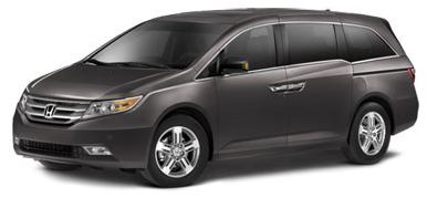 Product Image - 2012 Honda Odyssey  Touring Elite