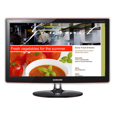 Product Image - Samsung P2770HD