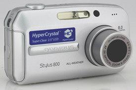 Product Image - Olympus Stylus 800