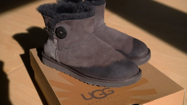 Uggs-before