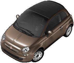 Product Image - 2013 Fiat 500c Pop