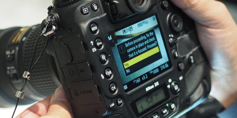 Nikon D5 AF Fine Tune