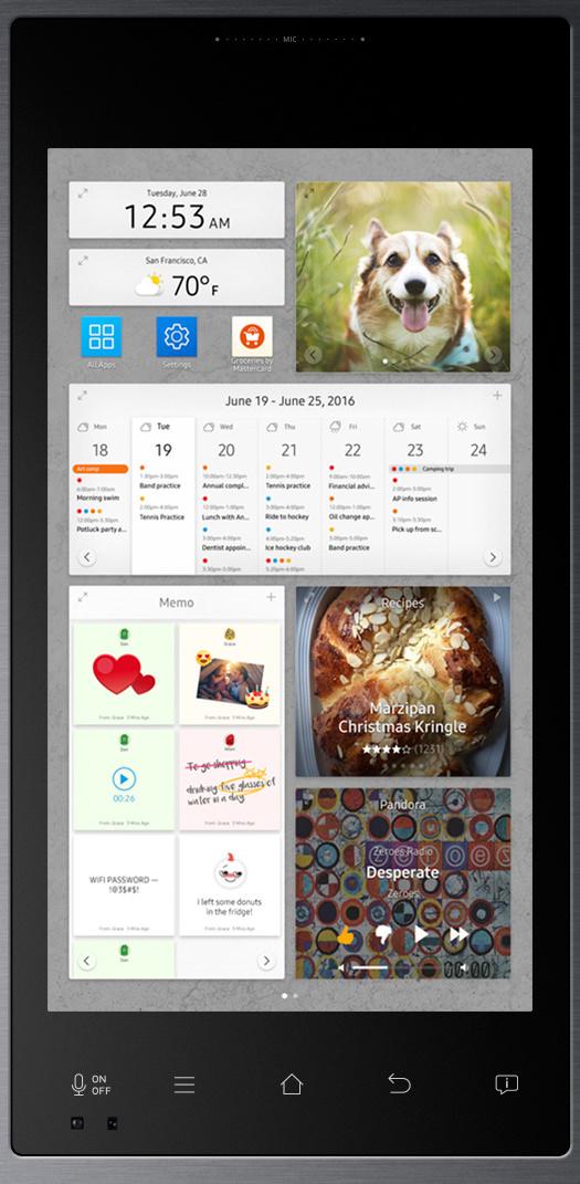 Samsung Family Hub 2.0