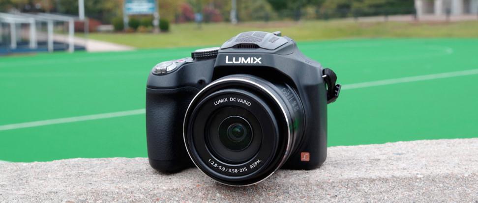 Product Image - Panasonic Lumix DMC-FZ70