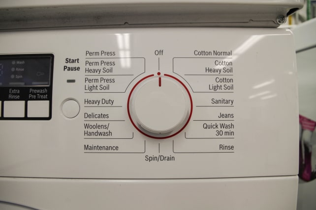 Spin The Dial What Does That Washer Dryer Cycle Do