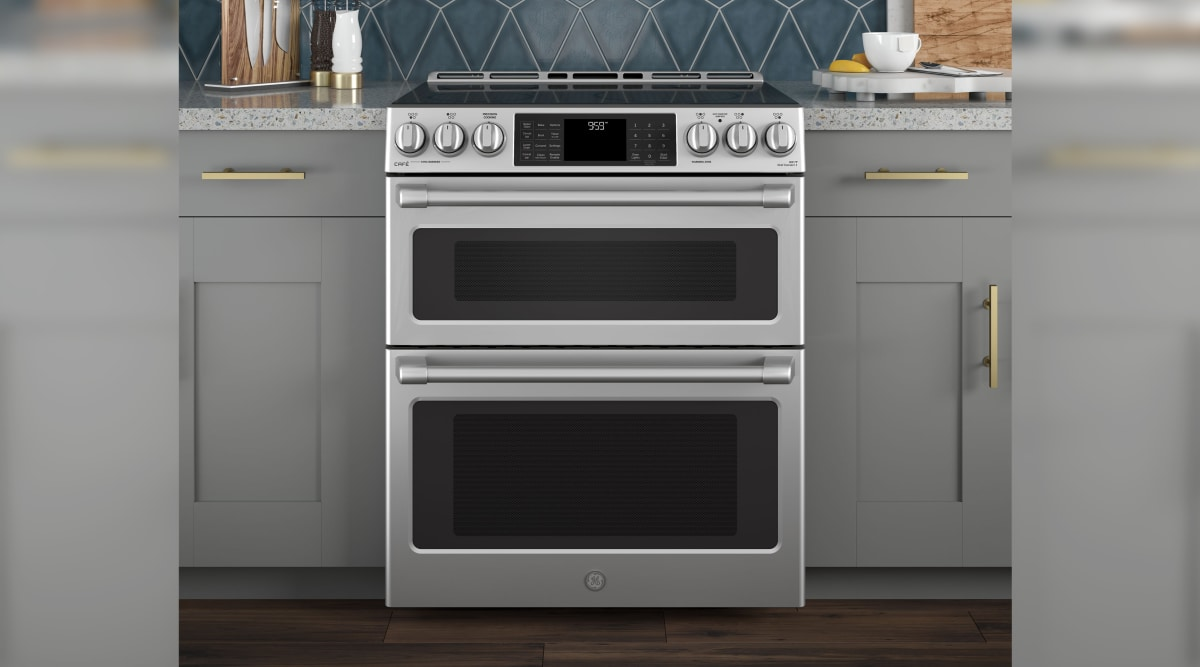 the best double oven ranges of 2018 ovens. Black Bedroom Furniture Sets. Home Design Ideas