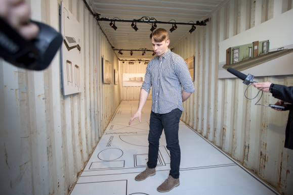 GM's Shipping Container Home