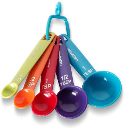 Product Image - Farberware Color Measuring Spoons