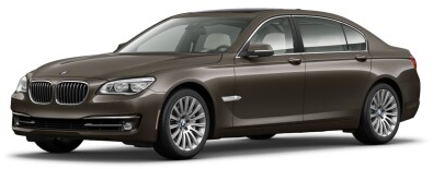 Product Image - 2013 BMW 760Li Sedan