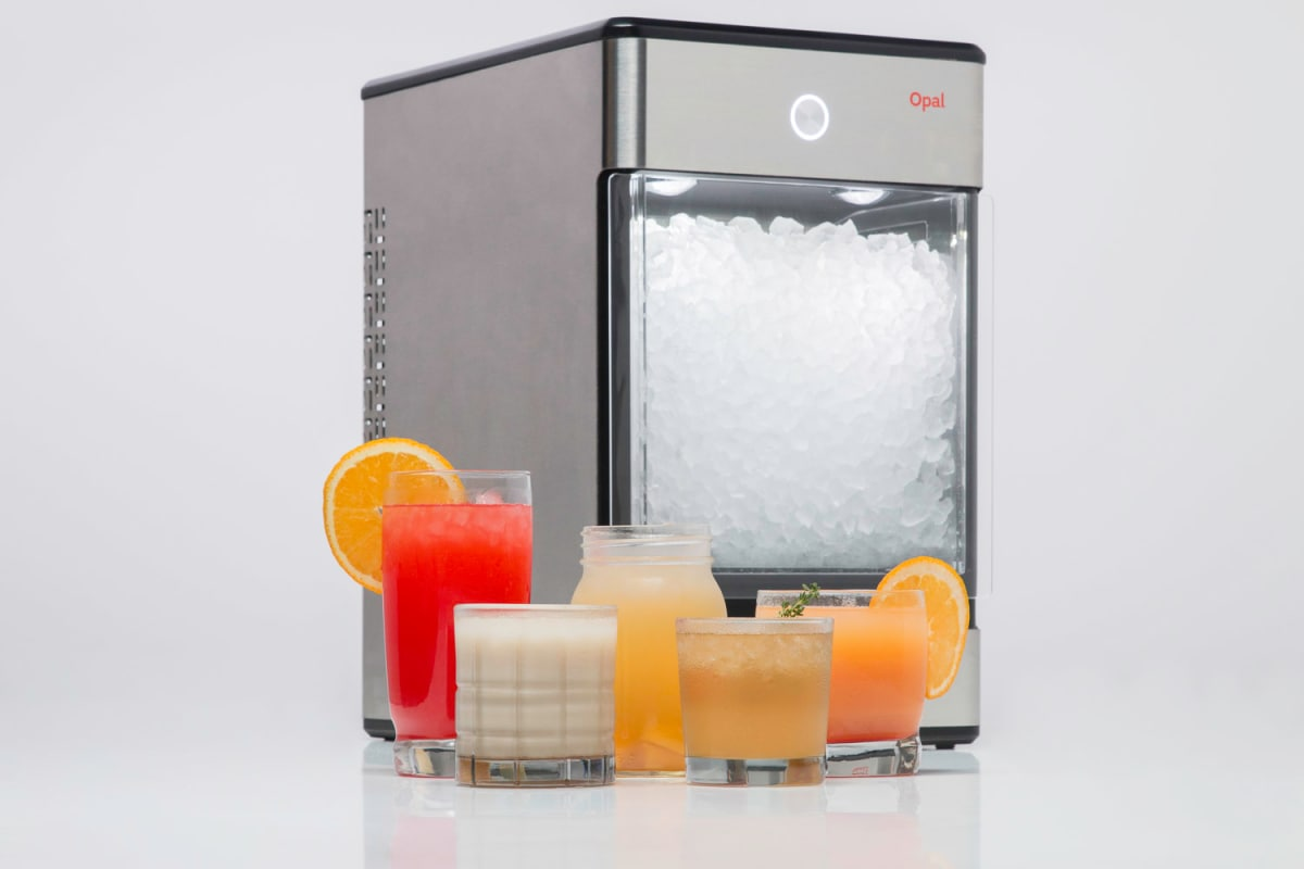 Opal Ice Maker Brings Sonic S Nugget Ice Into Your Home