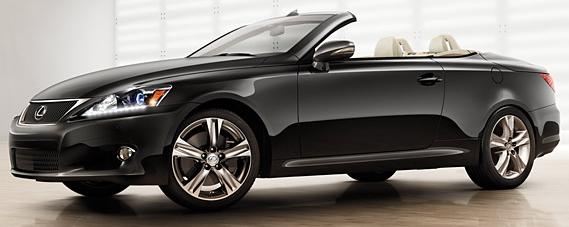 Product Image - 2012 Lexus IS 250 C Manual