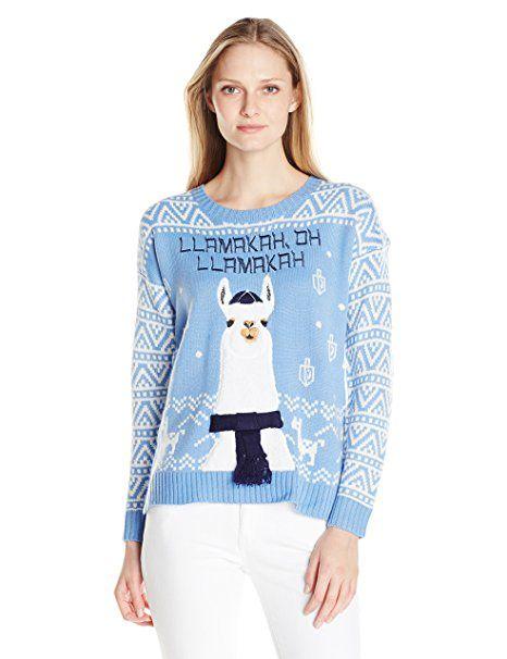 Llamahah Sweater