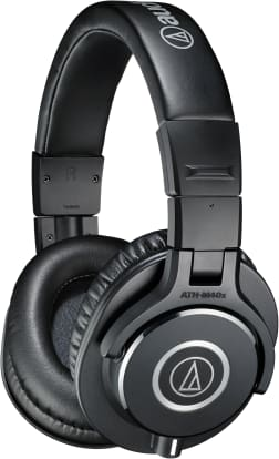 Product Image - Audio-Technica ATH-M40x