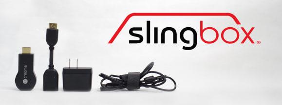 Google chromecast slingbox