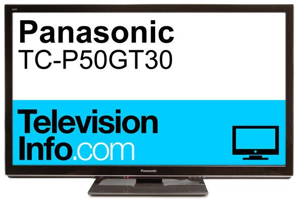 Product Image - Panasonic  Viera TC-P50GT30