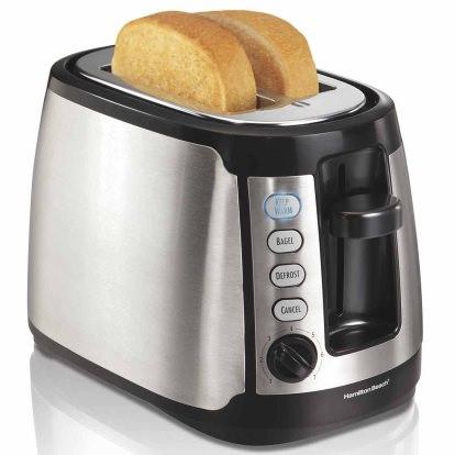 Product Image - Hamilton Beach Keep Warm Toaster