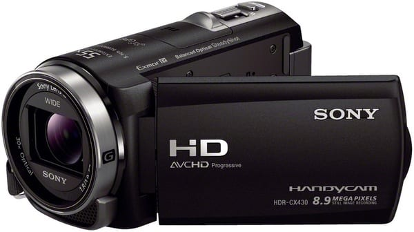 Product Image - Sony  Handycam HDR-CX430V