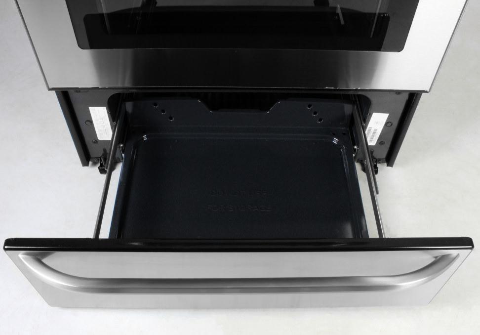 Frigidaire FFGF3047LS broil drawer