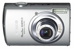 Product Image - Canon PowerShot SD870 IS