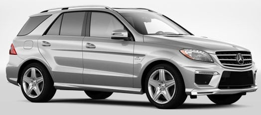 Product Image - 2013 Mercedes-Benz ML63 AMG