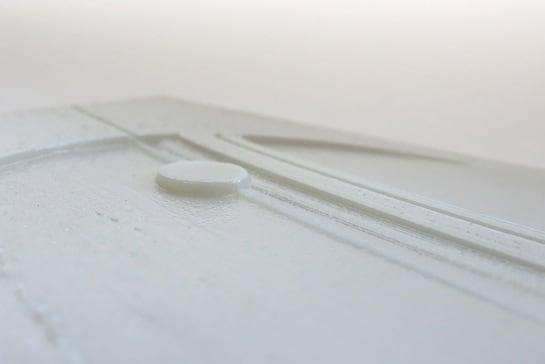 Saturn closeup