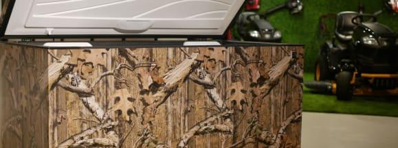 Kenmore camo chest freezer 2015