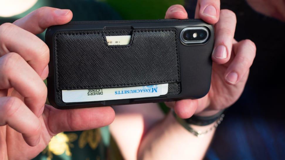 Silk Wallet Slayer Vol. 2 iPhone X Case