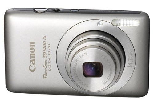 Product Image - Canon PowerShot SD1400 IS