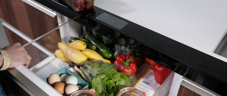 Hands-On With Ge'S New Micro Kitchen Concept - Reviewed.Com Microwaves