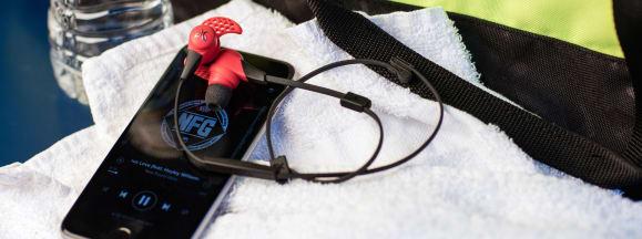 Jaybird sports wireless hero
