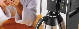 Smart coffee machine lead