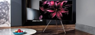 Samsung dezeen tv stand contest hero